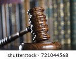 legal office. law firm. | Shutterstock . vector #721044568