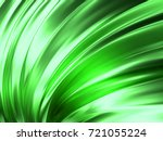 green wave abstract background... | Shutterstock . vector #721055224