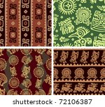 accent,american,animal,art,authentic,aztec,background,bird,border,collection,coyote,culture,deco,decoration,decorative