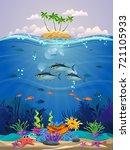 Beautiful Marine Life With...