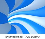 abstract tunnel | Shutterstock . vector #72110890