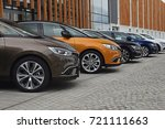poznan  poland   september  14...   Shutterstock . vector #721111663