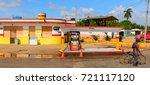 matanzas prov.  cuba   sep 7 ... | Shutterstock . vector #721117120