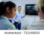 driving school | Shutterstock . vector #721140010
