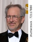 Small photo of LOS ANGELES - 27: Steven Spielberg in the Press Room at the 83rd Academy Awards at Kodak Theater, Hollywood & Highland on February 27, 2011 in Los Angeles, CA