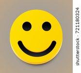 Modern Yellow Laughing Happy...