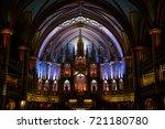 montreal  canada   september 14 ... | Shutterstock . vector #721180780