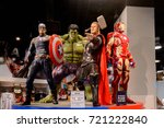 las vegas  nv  usa   sep 20 ... | Shutterstock . vector #721222840
