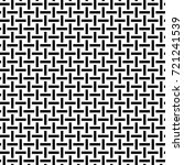 seamless 'woven' vector texture ... | Shutterstock .eps vector #721241539
