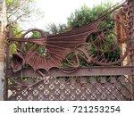 barcelona  spain   august 16 ...   Shutterstock . vector #721253254