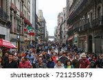 september 3  2017   mexico city ... | Shutterstock . vector #721255879
