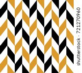 retro geometric seamless... | Shutterstock .eps vector #721270960