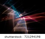 abstract multicolor background... | Shutterstock . vector #721294198
