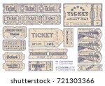 hand drawn illustration of... | Shutterstock . vector #721303366