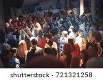 odessa  ukraine june 6  2014 ... | Shutterstock . vector #721321258