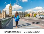 london city urban lifestyle... | Shutterstock . vector #721322320