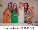 odessa  ukraine july 4  2015 ... | Shutterstock . vector #721341844