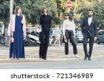milan  italy   september 23 ... | Shutterstock . vector #721346989