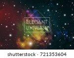 Elegant Universe Dark Space...