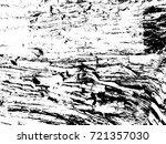 grunge old wood black cover... | Shutterstock .eps vector #721357030