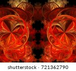 computer generated fractal... | Shutterstock . vector #721362790