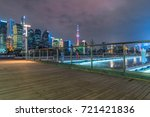 cityscape and skyline of... | Shutterstock . vector #721421836