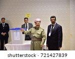 erbil iraq  september  25 ... | Shutterstock . vector #721427839