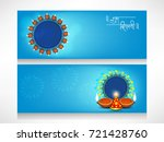 creative website header or... | Shutterstock .eps vector #721428760