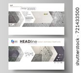 business templates in hd format ... | Shutterstock .eps vector #721433500