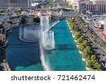 aerial view of beautiful... | Shutterstock . vector #721462474