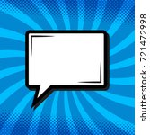 retro thinking speech bubble in ...   Shutterstock .eps vector #721472998