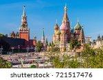 moscow  russia   september 22 ... | Shutterstock . vector #721517476