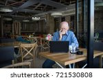 businessman constantly working | Shutterstock . vector #721530808