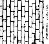 distress brick wall masonry...   Shutterstock .eps vector #721574128