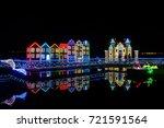 2nd december 2016  illumination ... | Shutterstock . vector #721591564