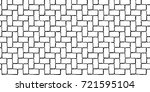 black white grunge vector... | Shutterstock .eps vector #721595104