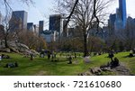 april 2014  photo of iconic... | Shutterstock . vector #721610680