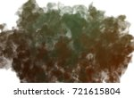 brushed painted abstract... | Shutterstock . vector #721615804