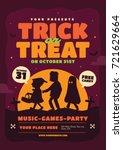 Halloween Poster Template....
