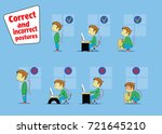 fun cartoon boy sitting ...   Shutterstock .eps vector #721645210