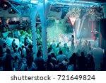 odessa  ukraine august 2  2014  ...   Shutterstock . vector #721649824