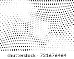 abstract halftone dotted... | Shutterstock .eps vector #721676464