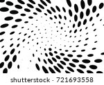 abstract halftone wave dotted... | Shutterstock .eps vector #721693558