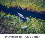 discovering danube delta in a... | Shutterstock . vector #721724884