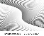 abstract halftone wave dotted... | Shutterstock .eps vector #721726564