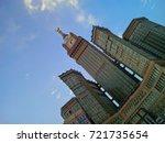 mecca  saudi arabia   5 august... | Shutterstock . vector #721735654