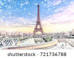 View Of The Eiffel Tower In...