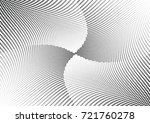 abstract halftone wave dotted... | Shutterstock .eps vector #721760278