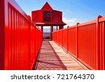 wine museum on azores  pico ... | Shutterstock . vector #721764370