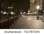Lights Of Evening City